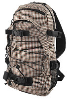 FORVERT New Louis Backpack brown checked