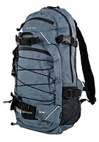 FORVERT New Louis Backpack flannel blue