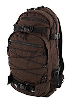 FORVERT New Louis Backpack flannel brown
