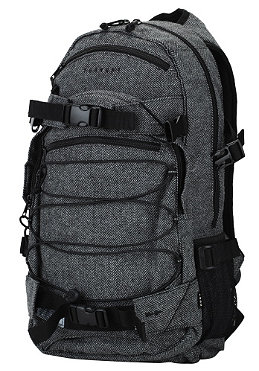 FORVERT New Louis Backpack flannel grey