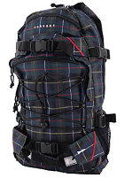 FORVERT New Louis Backpack green checked