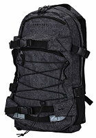 FORVERT New Louis Backpack grey allover