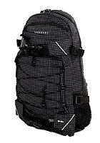 FORVERT New Louis Backpack small black checked