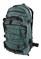 FORVERT New Louis Backpack small green checked