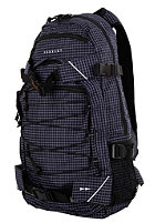 FORVERT New Louis Backpack small navy checked