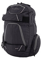 FORVERT New Luke Backpack black striped