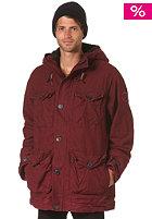 FORVERT Observer Jacket burgundy