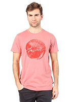 FORVERT Oleg S/S T-Shirt red-melange