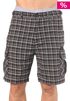 FORVERT Paper Short black checked