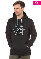 FORVERT Rambo Hooded Sweat black