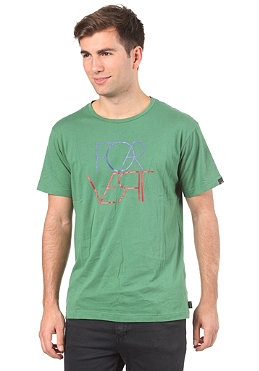 FORVERT Rocky S/S T-Shirt green