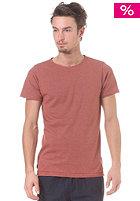 FORVERT Sm�land S/S T-Shirt rust/white