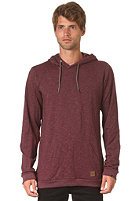 FORVERT Stanley 2 Hooded Sweat burgundy