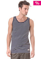 Stockholm Tank Top navy/off white