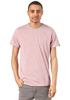 FORVERT Ville S/S T-Shirt red-grey