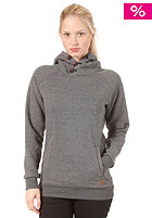 FORVERT Womens Ariel Hooded Sweat black/grey