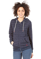 FORVERT Womens Betty Hooded Jacket navy