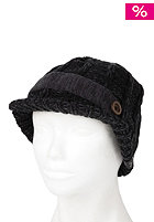 FORVERT Womens Book Beanie black