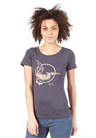 FORVERT Womens Dora S/S T-Shirt navy