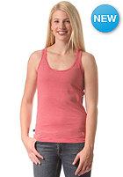 FORVERT Womens Easy T-Shirt red/white
