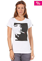 FORVERT Womens Habit S/S T-Shirt white