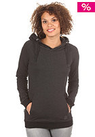FORVERT Womens Hilgi Hooded Sweat black/grey