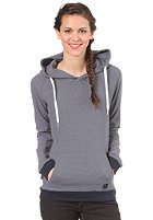 FORVERT Womens Hilgi Hooded Sweat blue/white
