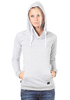 FORVERT Womens Hilgi Hooded Sweat grey/white