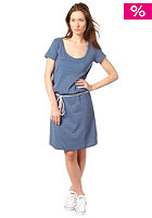 FORVERT Womens Jade Dress blue-melange