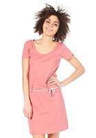 FORVERT Womens Jade Dress red-melange