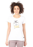FORVERT Womens Nouvelle S/S T-Shirt white