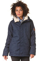 FORVERT Womens Pure Jacket navy