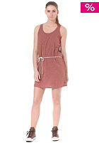 FORVERT Womens Rarotonga Dress rust/white