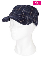 FORVERT Womens Vickie Cap purple checked