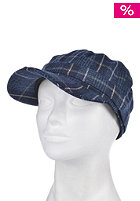 FORVERT Womens Vickie Cap purple-checked