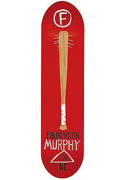 FOUNDATION Murphy Rumble Deck 8.25