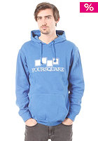 FOURSQUARE Couloir Hooded Sweat true blue
