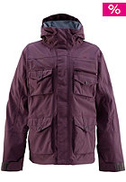 FOURSQUARE Fabian Jacket 2011 purple dawn