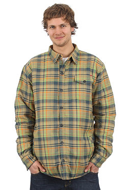 FOURSQUARE Flannel Insulator Shirt 2011 crossroad