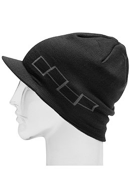 FOURSQUARE Prime Visor Beanie blacktop