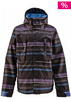 FOURSQUARE Searle Jacket 2011 layered from charcoal grey
