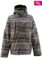 FOURSQUARE Searle Jacket 2011 lyrd heather grey 