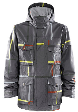 FOURSQUARE Vise Jacket 2012 cast iron lrg format