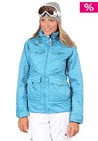 FOURSQUARE Womens Chrissy Jacket 2011 bluebird