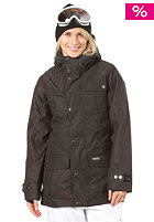 FOURSQUARE Womens Easel Jacket blacktop