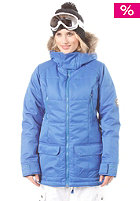 FOURSQUARE Womens Fixture Snow Jacket true blue