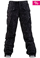FOURSQUARE Womens Fuji Pant 2011 sea sponge blackout