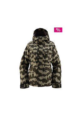 FOURSQUARE Womens Melissa Jacket 2011 rolling trees