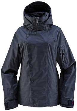 FOURSQUARE Womens Peterson Jacket 2011 midnight blue