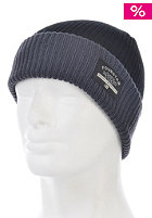 FOURSTAR 2-Tone Fold Beanie black/grey